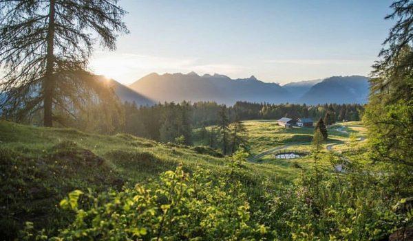 Guten Morgen Österreich 🇦🇹 & Bühne frei, für einen Sommer in den Bergen ...