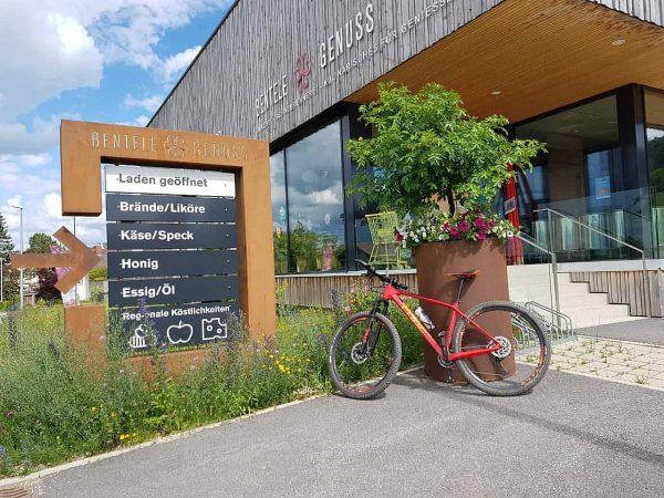 #bike #mountains #mountainbike #alberschwende #bregenzerwald #tour #fun #carbon #cubebikes #nature #water #well #feelsgood ...