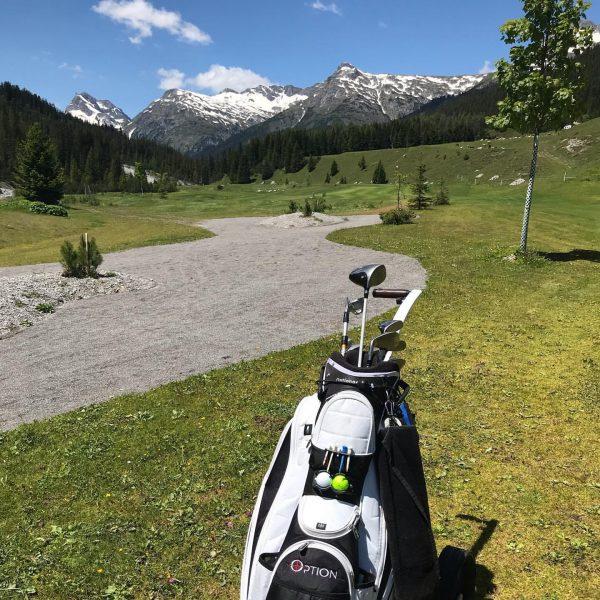 Golf over lunch. What an amazing day! #golf #golflife #golffamily #golfundhotel #golfundnatur #visitvorarlberg ...