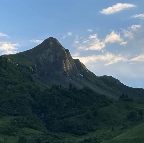 Bergerlebnis #erholung #unendliche weiten im #biosphärenpark Walsertal Sporthotel Domig