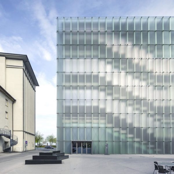 KUNSTHAUS BREGENZ Back to regular openig hours: From Wednesday, July 1, on, KUB ...
