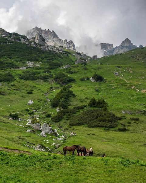 Argentinien oder Österreich? #alpenliebe #vorarlberg #formarinsee #bergliebe #bergwelten #wanderlust #mountainlove #bergweltenmagazin #austria Formarinsee