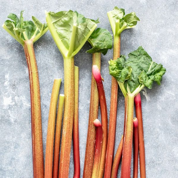 Our super ingredient for June? Rhubarb. Why we love it: 1. It strengthens ...