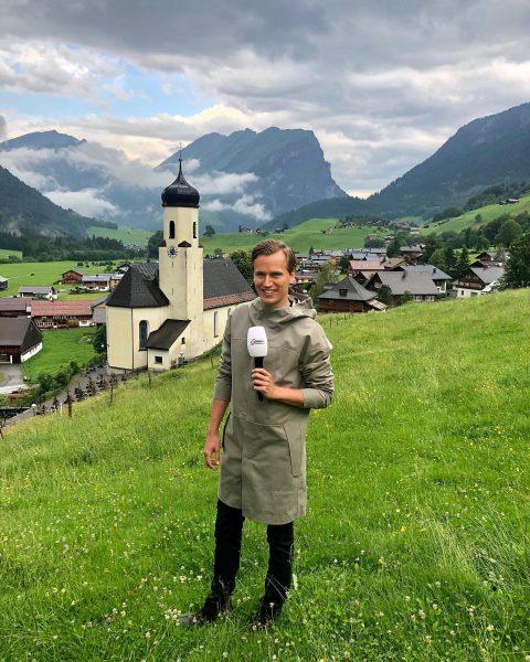 Heute ist im Bregenzerwald gewittertechnisch einiges los gewesen. #servustv #servuswetter #bregenzerwald #visitbregenzerwald #schoppernau #vorarlberg #visitvorarlberg #tal #berge...