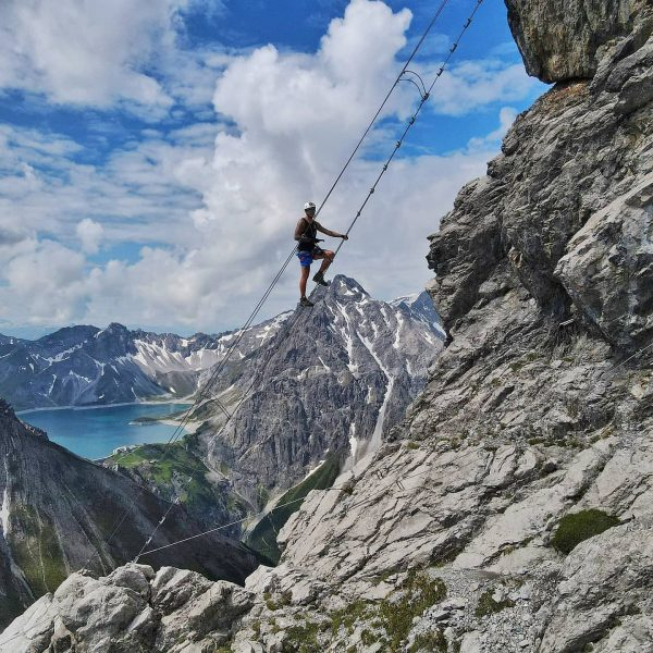 #saulakopf #lünersee #brandnertal #mountains #view #vorarlberg #sky #seeyouatthetop #bergpic #steigauf #bergsteigen #sundayhike #bergliebe ...