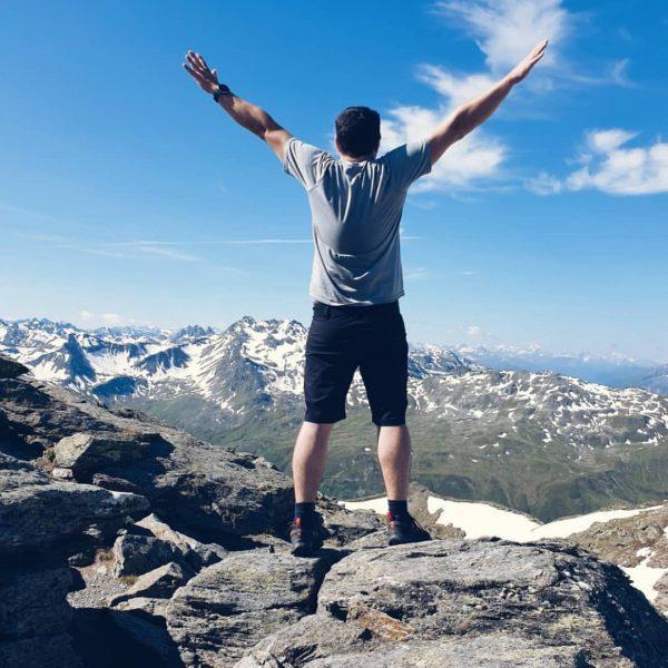 #gargellen #montafon #vorarlberg #heimspitze #wandern #keinegnadefürdiewaden
