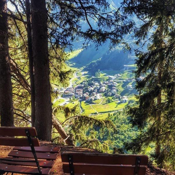 Ich kam. Ich sah. Einen Platz mich auszuruhen. #stuben #arlberg #albona #mountains #magicmoments ...