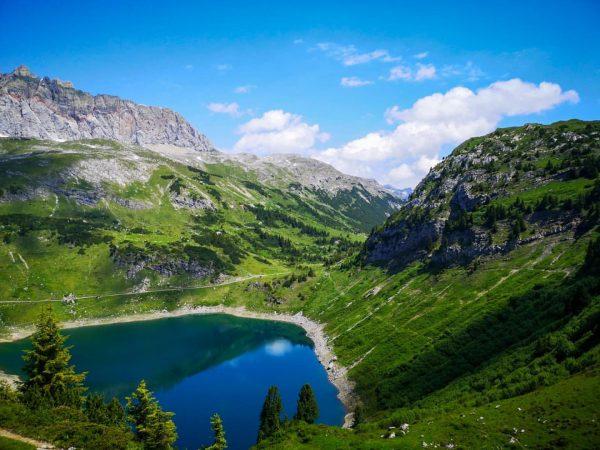 Naturerlebnis Formarinsee - adventure of nature 'Formarinsee'. Schönen Sonntag - nice Sunday 🌺🌸🌺🌸🌺 ...