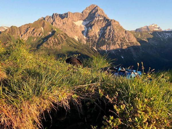 Kleine Mountainbike Tour am Wochenende. 🚲 #kleinwalsertal #bergchaletbaad #mountains #berge #bike #mountainbike #mtb ...