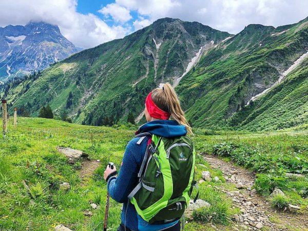 Silence. Nature. Happyness. . . . #kleinwalsertal #kleinwalsertaltravel #duratal #wandern #hiking #hikinggirl #lovethisplace ...