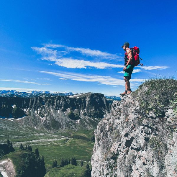 """""""Never measure the height of a mountain until you reach the top. Then ..."""