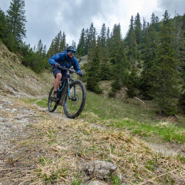 SAMSTAG 4.7.2020 Start 9:00Uhr . E-Bike Fahrtechniktraining + Biketour im Bregenzerwald . - ...