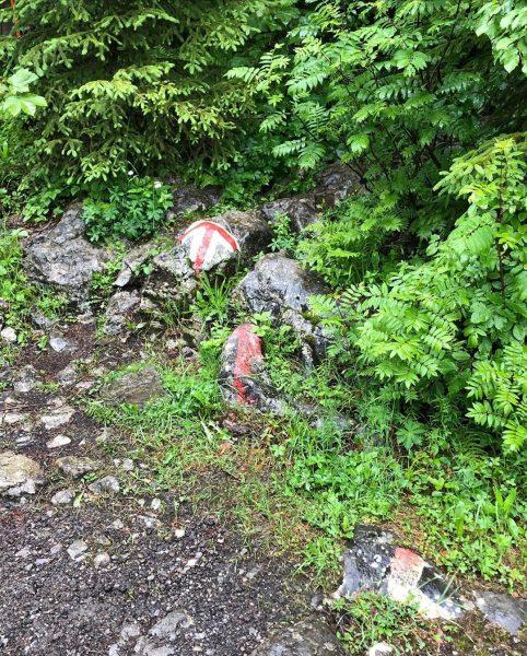 #Wanderung vom #wäldle #riezlern #zum #gottesacker und zur #ifenhütte #🇦🇹 #Kleinwalsertal #austria #österreich ...