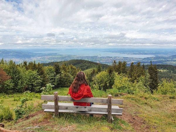 Wochenendwanderausflug aufs Bödele 😍🏞🥾⬇️. . Das Bödele ist nicht nur im Winter zum ...