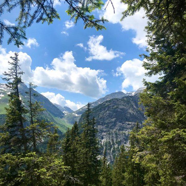 Wunderschöne Wanderung von Zug aufs Kriegerhorn nach Lech. Diese Wanderung biete ich übrigens ...