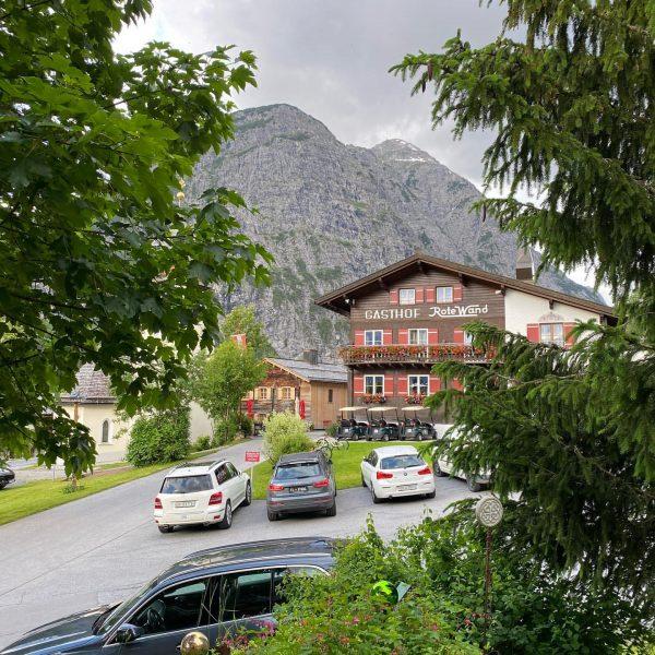 Perfect start into the Summer Season 2020, #rotewandzug #rotewandchefstable #lechzuers #summerinzug #zugamarlberg #venividivorarlberg ...