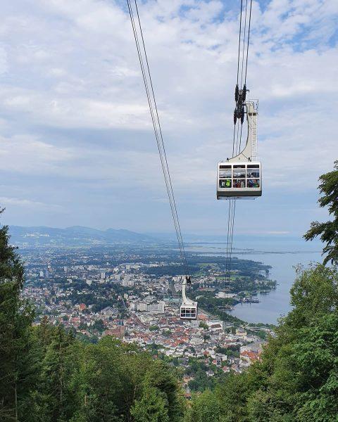 #pfänderbahn #seilbahn #teleferik #vorarlberg #visitvorarlberg #alpenpanorama #alpenliebe #alpenflair #alpensucht #bodenseevorarlberg #lauterach #rheintal #vorarlberghatstyle ...