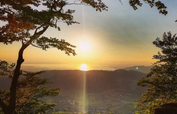 #brüggelekopf #alberschwende #bregenzerwald #vorarlberg #austria #nature #landscape #home #mountains #sun #sunset #whenthesungoesdown #sky ...