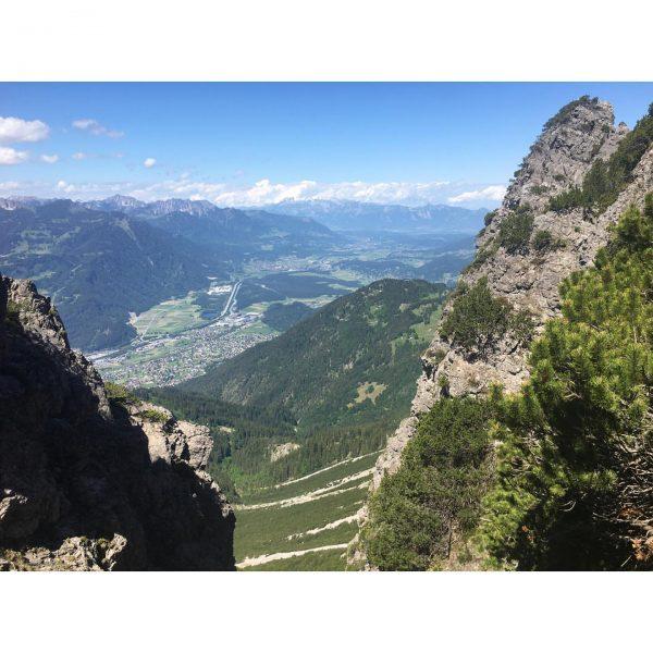 >> Kleinere Wanderung vom Muttersberg über den Tiefenseesattel zur Alpe Els hoch aufs ...