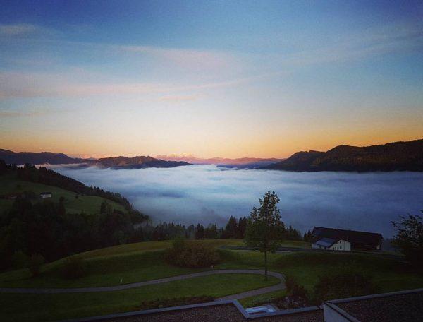 Good morning world. * * * * #goodmorning #morning #sunrise #nature #motivation #inspiration ...