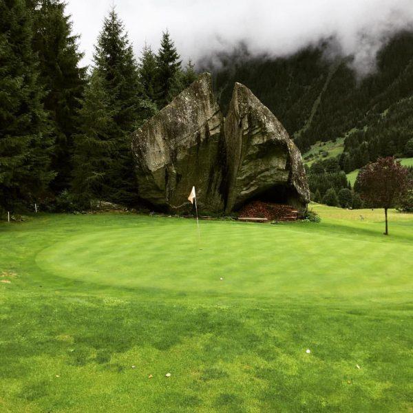 #golfclubsilvretta #golf Golfclub Silvretta