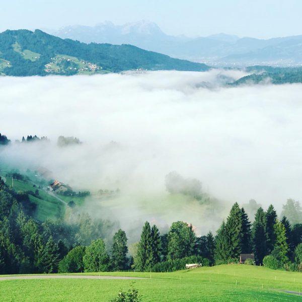 #austria #sulzberg #firstfog Linde Vital Hotel