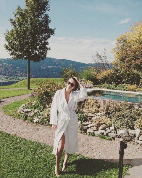Day Spa в чудесном австрийском отеле. Тут действительно можно отлично отдохнуть, отпустить все ...
