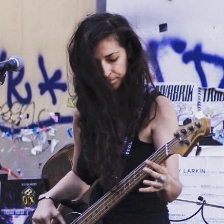 Nadine Abado in #diewunderbareZerstörungdesMannes 30.5.-2.6. #bregenzerfrühling und 13.6.-17.6. #kosmostheaterwien