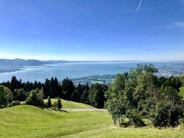 #austria #vorarlberg #lochau #bregenz #sundaymood #view #lakeofconstance #bodensee Hotel Schönblick