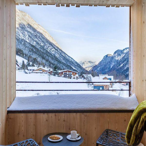 #wellness #alpenhotelzimba #zimba #hotel #skiresort #urlaub #bergen #winterwandern #relax