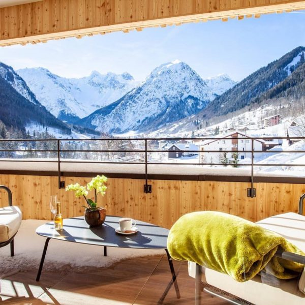 #wellness #alpenhotelzimba #zimba #hotel #skiresort #urlaub #bergen #winterwandern #relax Brand, Vorarlberg, Austria