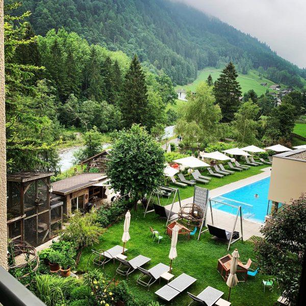 #wellness #brandbeibludenz Valavier Hotel
