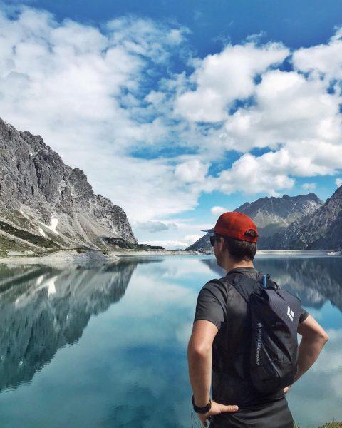 #lünersee #trailrunning #hiking #brand #brandnertal #vorarlberg #bergfinkontour Lünersee