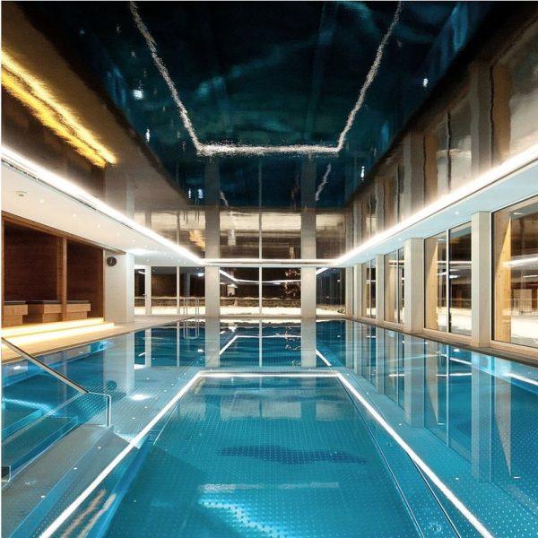 Unser #digitaldetox Tipp für Einsteiger! Im Private Spa des Hotels @jaegeralpe auf über ...