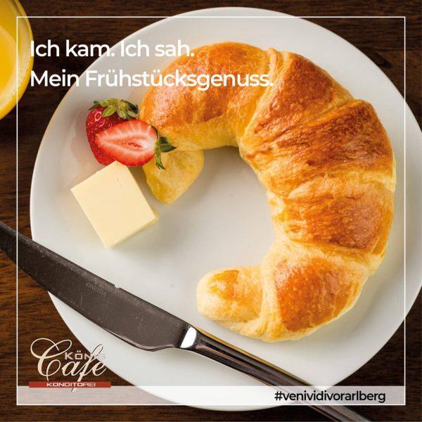 Frühstücks- Lust im Cafe Konditorei König... #Frühstück #brunch #breakfast #lustenau #luschnou #konditoreikönig #cafekönig ...