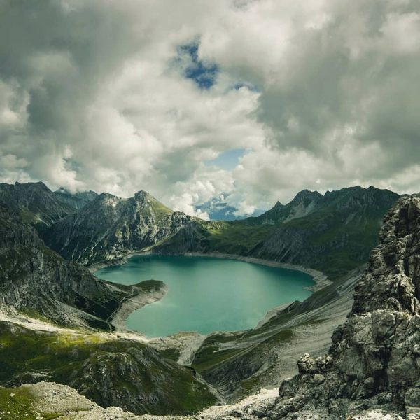 Use the time to discover new things! Lünersee is one of the largest ...