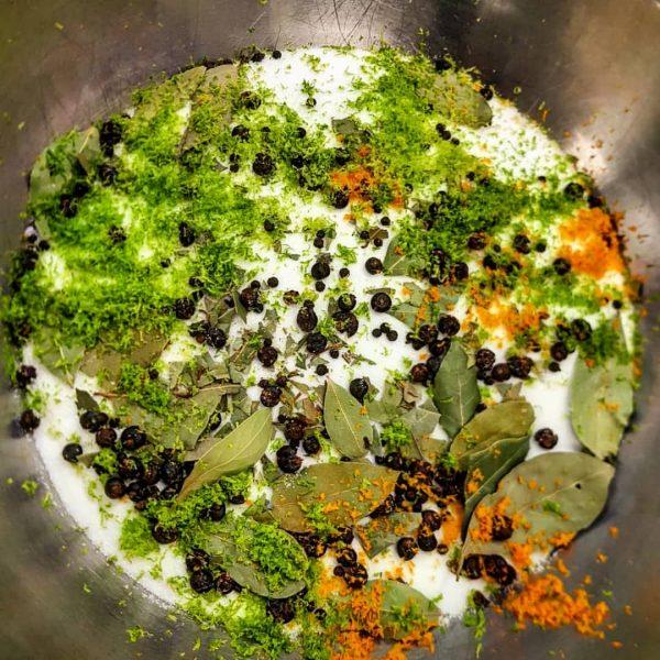 Zeit für frisches Grün in der Küche, Zeit die vielen Schätze des Frühjahrs ...