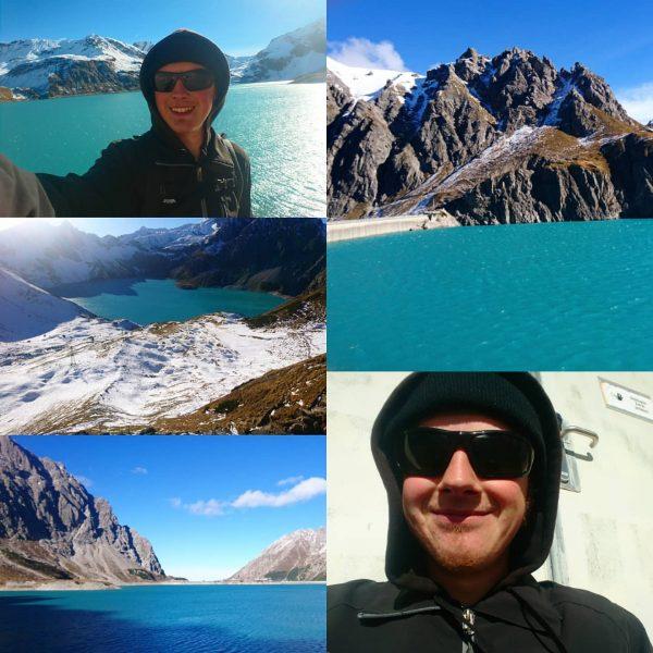 Lünersee - Douglashütte 🤠🇦🇹🏔️🥾 Vor zwei Jahren bin ich in der Nebensaison zum ...