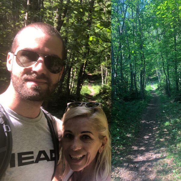 """mein """"Großer"""" 😂 #bludenzerleben #nature #vorarlbergwandern #muttersberg #erleben"""