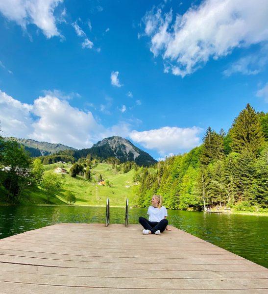 Traumtägle ☀️ #seewaldsee #walsertal #vorarlberg #meintraumtag #visitvorarlberg #visitaustria #schönesländle #indiebergbinigern #home #homelove #mountains ...