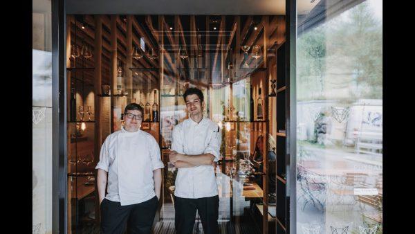 Innovative Köche in Vorarlberg: Tobias Schöpf & Markus Gitterle, Restaurant Fuxbau Stuben am ...