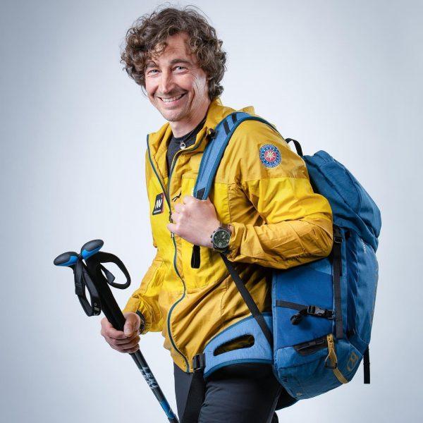 Mike ist International Mountainleader und führt seine Gäste mit Begeisterung durch die schöne ...