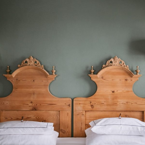 This Austrian beaut dates back to the 1700s. Gasthof Hotel Hirschen Schwarzenberg in ...