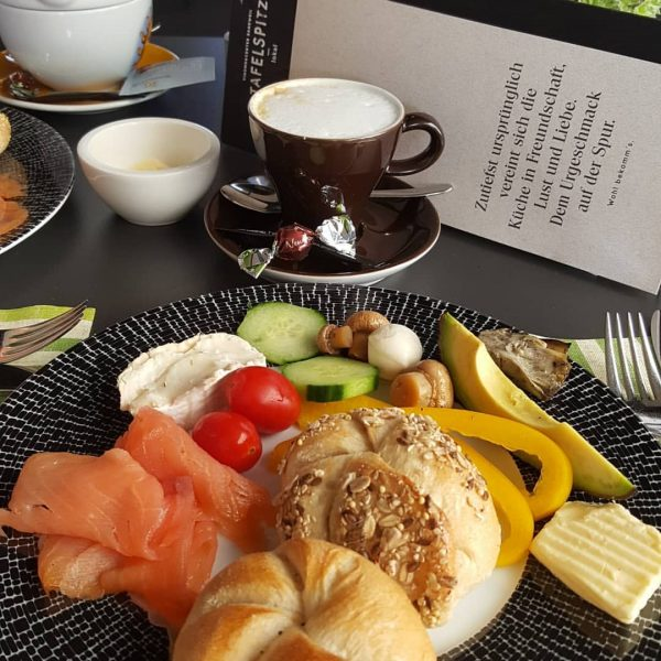 Ich kam. Ich sah.Frühstücksfreuden! Im Tafelspitz in Rankweil ab heute jeden Donnerstag Frühstücksbuffet ...