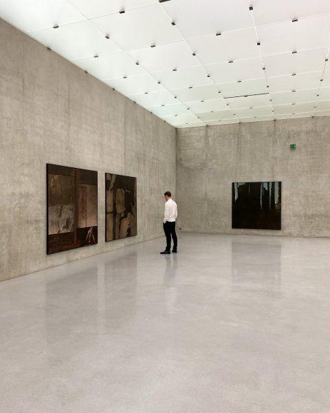 Markus Schinwald und weitere Bis 30.08. im Kunsthaus Bregenz 📸 @lynn_hold Kunsthaus Bregenz