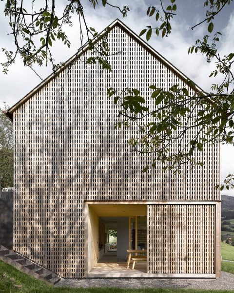 Looks can be deceiving // House for Julia & Björn // Designed by ...