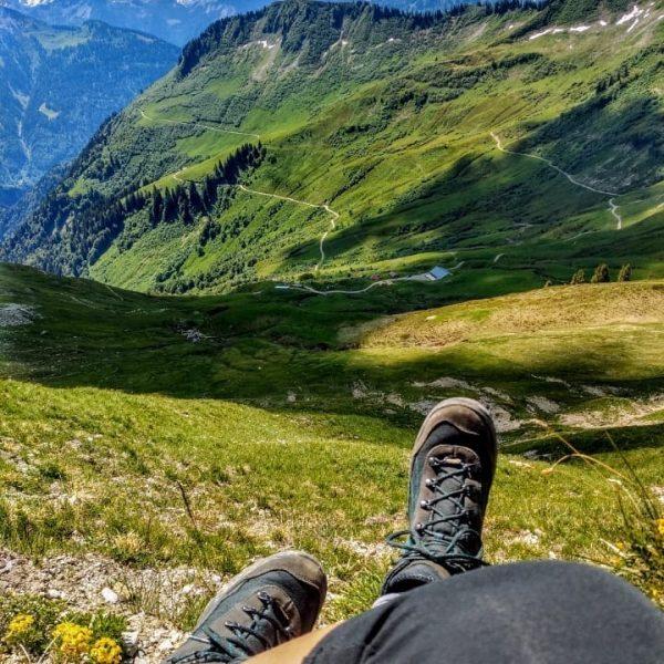 In den Bergen bin i frei🍀💞❤️🥾🙏 #venividivorarlberg #lovevorarlberg #visitvorarlberg #visitbregenzerwald #auszeit #akkuaufladen #bergliebe ...
