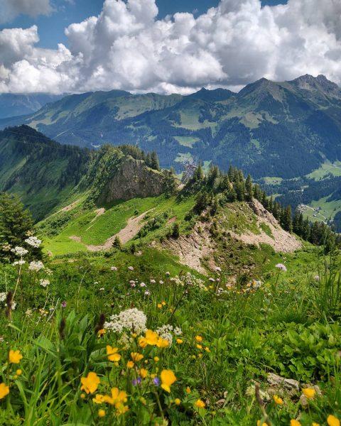 #walmendingerhorn #österreich🇦🇹 #mountains #kleinwalsertal #mittelberg #berge Walmendingerhorn, Austria Mittelberg, Vorarlberg, Austria