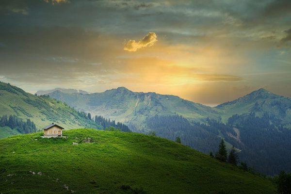 Alles passiert, wann es passieren muss . . . #neverstopexploring #wandern #wanderlust #berge ...