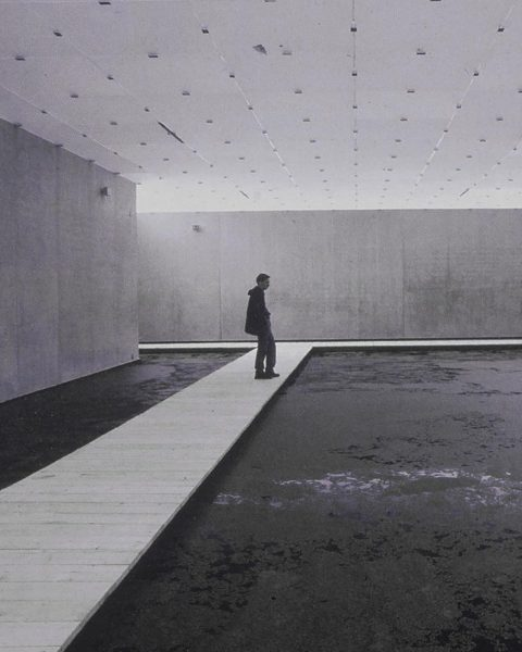 Olafur Eliasson, Günther Vogt. The Meditated Motion. 2001, Kunsthaus Bregenz. Kunsthaus Bregenz